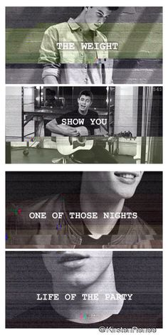 Shawn Mendes songs