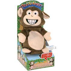 Superspaßiger Affe spricht Ihnen alles nach, was Sie zu ihm sagen Stolz http://www.amazon.de/dp/B00BKZOCGW/ref=cm_sw_r_pi_dp_98j3vb0923771