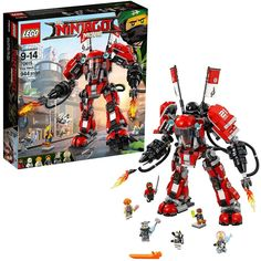 Lego Ninjago sets are a great way for kids to express their feelings. See 20 of the best LEGO NINJAGO sets for Ninjago Lego Sets, Lego Ninjago Movie, Papercraft Pokemon, Lego Building Sets, Lego Craft, Weekend Crafts, Lego Figures, Fire Emblem Awakening, 6th Birthday Parties