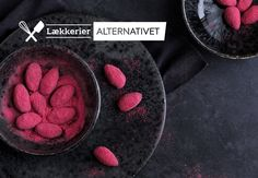 Saltmandler med chokolade | Summerbird chokolade | Mandler med chokolade og hindbær | Bobedre.dk