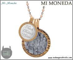 Mi Moneda Layered Necklace