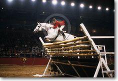 Bob Langrish Equestrian Photographer: photo of Nick Skelton and Lastic 1978 - wow!