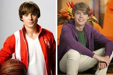 Which Disney Channel Hunk Do You Belong With? I got Cody Martin