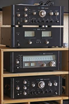 Sansui-Kombi CA2000/BA2000/Tu 9900/AU20000 Integrated amplifier.