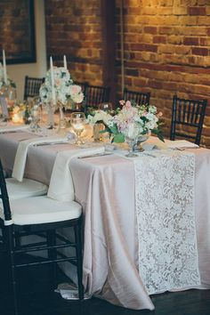Burlap And Black Lace Table Runner Wedding Table Runner Rustic Wedding Table  Decor Party Shower | HOME DEC HOME EC | Pinterest | Runners, Lace And  Rustic ...