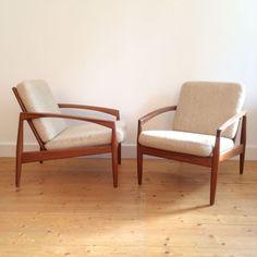 PPs Vintage Design | easy chairs kai kristiansen