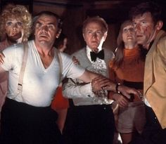 """The Poseidon Adventure. you lying, murdering, son of a bitch! You almost suckered me in."""" This movie suckers me in every stinking time it's on TV. Hollywood Cinema, Hooray For Hollywood, Hollywood Stars, Kirk Douglas, Brave, 1970s Movies, Carol Lynley, The Poseidon Adventure, Ernest Borgnine"""