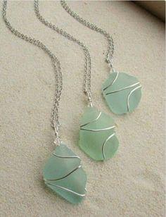 Sea glass!!