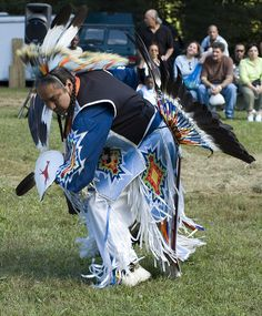 Redhawk Native American Arts Council PowWow FDR State Park NY