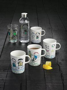 Se hvad Poul pava har lavet af spænende projekter Mugs, Tableware, Dinnerware, Cups, Dishes, Mug, Tumbler