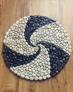 Concrete, Projects To Try, Stones, Rugs, Home Decor, Shell Drawing, Gardens, Drawings, Shells
