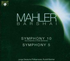Una de las mejores lecturas de la quinta de Mahler que es también una de las más baratas. Editada por el sello Brilliant.