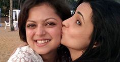 These Pictures of Actresses Sanaya Irani & Drashti Dhami Make Us Want to be Part of Their Gang