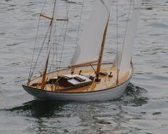 Sparkman & Stephens: Pond Yacht - Anne