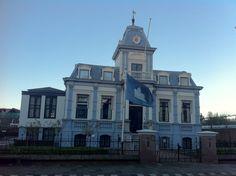 Villa van IJzerman, (1883) Vlaardingen