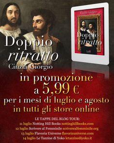 Promozioni in Love (Aliberti): Doppio Ritratto di Cinzia Giorgio