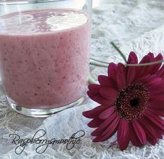 Raspberrysmoothie - Kotivalossa