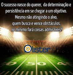 Tentativa também é sinônimo de sucesso, muita gente nem sequer dá o primeiro passo. Se você pelo menos tentou, considere-se um vencedor! Venha fazer parte, do Clube de sucesso. Saiba mais: http://olister.com/53920-3/#a_aid=cf581a22