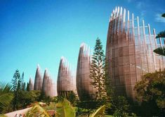 Image result for jean-marie tjibaou cultural centre