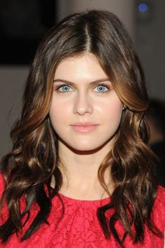 Alexandra Daddario Photos: MBFW: Front Row at Peter Som