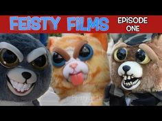 Feisty Films Episode Two – The Feisty Pets Strike Back! - YouTube