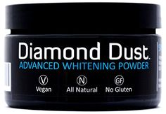 Teeth Whitening Kit | Activated Charcoal Teeth Whitening Powder  Fights Stains and Bad Breath Detox Your Mouth Naturally Organic Botanicals New 7 Month Supply by Diamond Dust >>> For more information, visit image link. Note:It is Affiliate Link to Amazon.