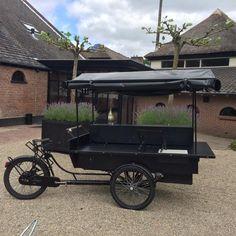 Nieuwe fietskar van De Landgoederij