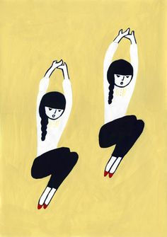 Illustrator Kanae Soto