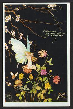 Alice Marshall 1924 Raphael Tuck pc