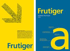 frutiger - Google Search