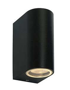 From 8.99:Modern Black Double Outdoor Wall Light Ip44 Up/down Outdoor Wall Light