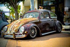 In rust we trust...VW Bug