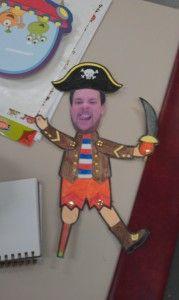 Pirate activity