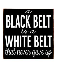 what karate means to me essay Get your martial arts black belt or your kickboxing black belt at the moti black belt essay what the black belt means to me and why it is important for.
