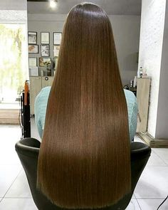 We Love Shiny - Silky - Smooth Hair