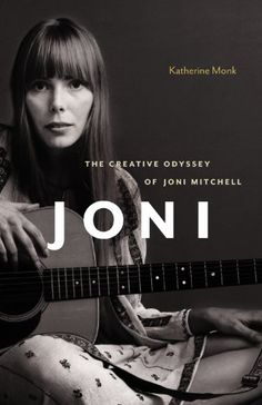 New Joni Mitchell bio