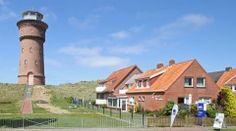 Ferienwohnungen und Ferienhäuser auf Borkum - Nordseeinsel mit Hochseeklima