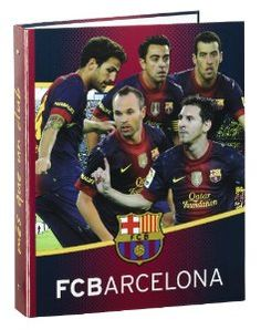 barcelona ring binder FC Barcelona Official Merchandise Available at www.itsmatchday.com