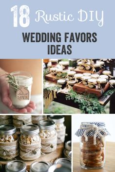 18 Chic and Affordable Mason Jar Wedding Favor Ideas You Can DIY – Once Upon Supplies Hot Chocolate Wedding Favors, Mason Jar Wedding Favors, Cookie Wedding Favors, Homemade Wedding Favors, Succulent Wedding Favors, Diy Candles For Wedding Favors, Affordable Wedding Favours, Best Wedding Favors, Rustic Wedding Favors