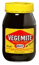 Australian Icon Vegemite  Vegemite is uniquely Australian and a fair dinkum Aussie icon with 90 percent of Aussies having a jar in their pantry. Vegemite is a nutritious product, one of the richest sources known of Vitamin B.  **to read more click on photo**