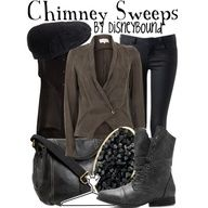 Chimney Sweep inspiration