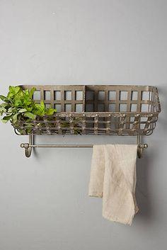Gardeners Shelf; anthro