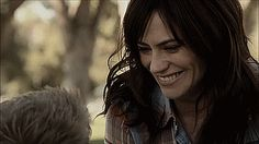 We're just better human beings when with the person we're supposed to be with. Sons Of Anarchy Tara, Serie Sons Of Anarchy, Sons Of Anarchy Samcro, Charlie Hunnam Gif, Maggie Siff, Jax Teller, True Romance, Tv Couples, Fitness Workout For Women