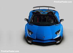Lamborghini Aventador LP750-4 SV Roadster 2016 poster, #poster, #mousepad, #tshirt