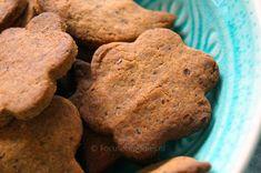 glutenvrije en suikervrije boekweitmeel koekjes