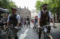 London Tweed Run 2014 Tweed Ride, Plus Fours, Old World Charm, Your Photos, Cycling, Bike, Popular, London, Party
