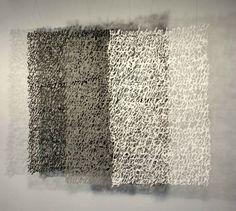 Obras | Libro Caligrafía | Miriam Londoño