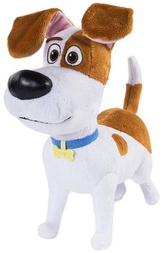 the secret life of pets | The Secret Life of Pets Max Plush on sale at ToyWiz.com