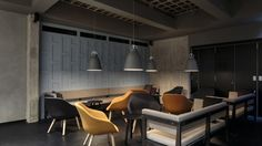 Scandinavisch design in Aziatisch Farang Restaurant