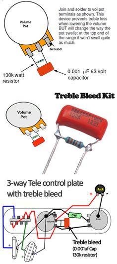 Treble Bleed Circuits - Red Herring Tone Bones